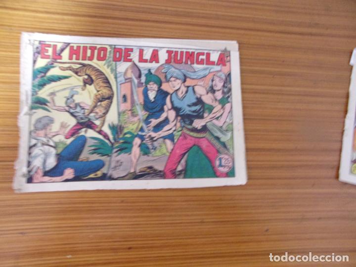EL HIJO DE LA JUNGLA Nº 1 EDITA VALENCIANA (Tebeos y Cómics - Números 1)