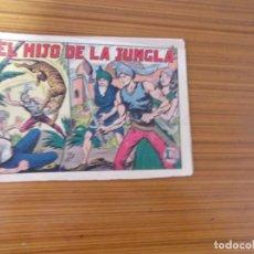 Tebeos: EL HIJO DE LA JUNGLA Nº 1 EDITA VALENCIANA. Lote 255487505