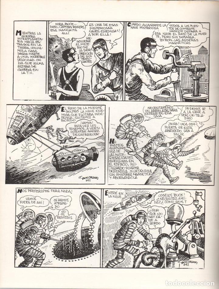 Tebeos: BUCK ROGERS. Nº 1. EN EL SIGLO 25. PHIL NOWLAN Y DICK CALKINS. 1979 - Foto 2 - 256160880