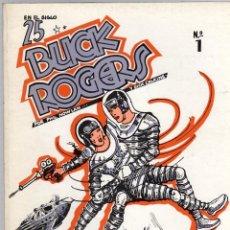 Tebeos: BUCK ROGERS. Nº 1. EN EL SIGLO 25. PHIL NOWLAN Y DICK CALKINS. 1979. Lote 256160880