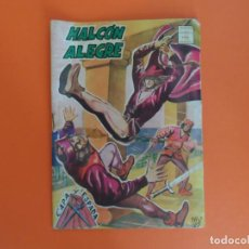 Tebeos: EL HALCON ALEGRE Nº 1 EDITORIAL GOGAR 1966 ORIGINAL POR MANUEL GAGO.. Lote 257332730