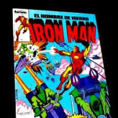 BDs: EXCELENTE ESTADO IRON MAN 1 COMICS FORUM MARVEL. Lote 257770210