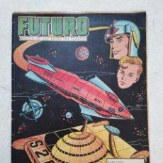 Tebeos: FUTURO ( REVISTA DE LAS RUTAS DEL ESPACIO ). Lote 260769655
