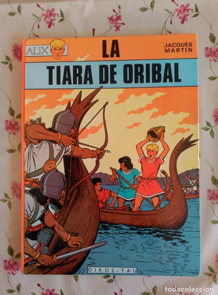 ALIX : LA TIARA DE ORIBAL / 1ª EDICION DE 1969 (Tebeos y Cómics - Números 1)