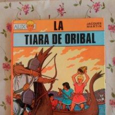 Giornalini: ALIX : LA TIARA DE ORIBAL / 1ª EDICION DE 1969. Lote 261166575