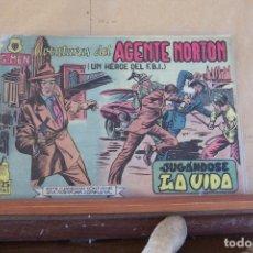 Giornalini: JARA,- AGENTE NORTON Nº 1. Lote 264751449