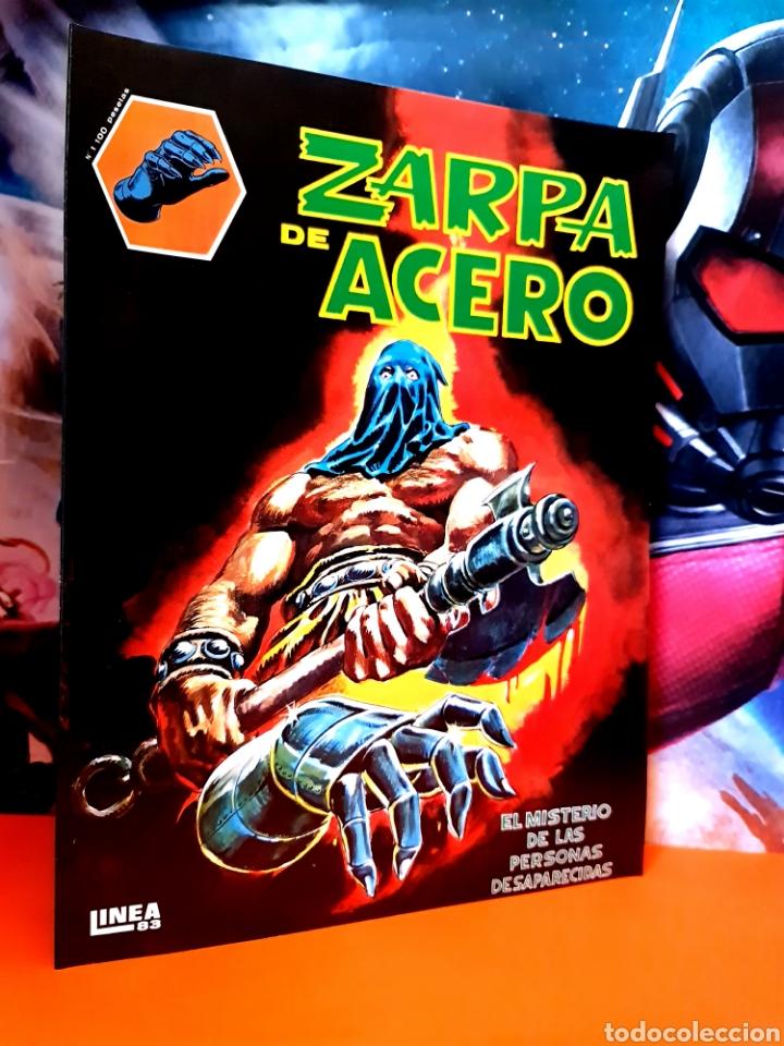 DE KIOSCO ZARPA DE ACERO 1 LINEA 83 SURCO MUNDI COMICS VERTICE (Tebeos y Cómics - Números 1)