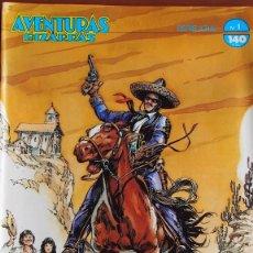 Tebeos: EL COYOTE - AVENTURAS BIZARRAS - SERIE AZUL Nº 1. Lote 265820539