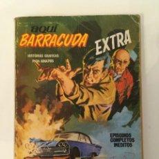 Tebeos: AQUI BARRACUDA EXTRA - BARRACUDA CONTRA C.O.S.A. Nº1 (VERTICE TACO 1966). Lote 268773369