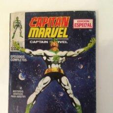 Tebeos: CAPITAN MARVEL - HEROE APOCALIPTICO Nº 1 (VERTICE TACO 1969 - MARVEL COMICS GROUP). Lote 268776084