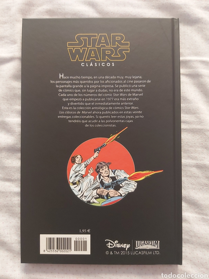 Tebeos: COMIC STAR WARS,VOLUMEN 1,PLANETA COMIC - Foto 3 - 269359473