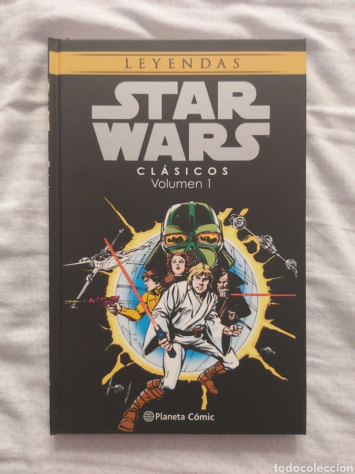COMIC STAR WARS,VOLUMEN 1,PLANETA COMIC (Tebeos y Cómics - Números 1)