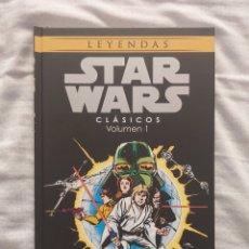Tebeos: COMIC STAR WARS,VOLUMEN 1,PLANETA COMIC. Lote 269359473