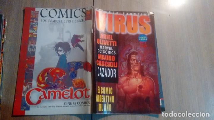 VIRUS - NUMERO 1 - (Tebeos y Cómics - Números 1)