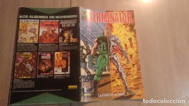 TERMINATOR - NUMERO 1 - (Tebeos y Cómics - Números 1)