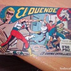BDs: EL DUENDE Nº 1 EDITA MAGA. Lote 269838468