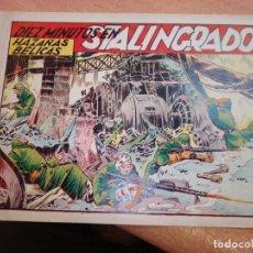 Tebeos: HAZAÑAS BELICAS - Nº 1 - 2ª SERIE - DIEZ MINUTOS EN STALINGRADO - EDIC. TORAY -. Lote 269838768