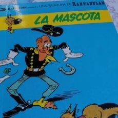 Giornalini: AVENTURES DE RANTANPLAN VOL 1: LA MASCOTA EDICIÓ EN CATALÀ GRIJALBO. Lote 273722313