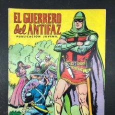 Livros de Banda Desenhada: EL GUERRERO DEL ANTIFAZ Nº1. Lote 274170318
