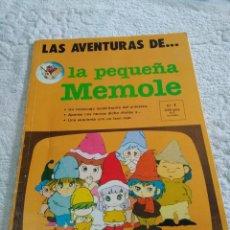 Tebeos: LAS AVENTURAS DE LA PEQUEÑA MEMOLE N°1 TRES EPISODIOS TOEI ANIMATION LUIS VIVES EDELVIVES 1986. Lote 275080963