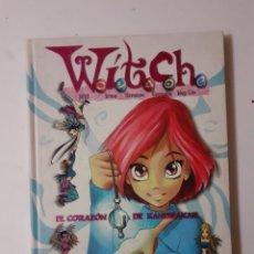 Livros de Banda Desenhada: WITCH. N° 1. EL CORAZÓN DE KANDRAKAR. PLANETA JUNIOR... Lote 275600908