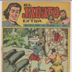 Livros de Banda Desenhada: EL JABATO EXTRA Nº 1 (ED. BRUGUERA). Lote 276186608