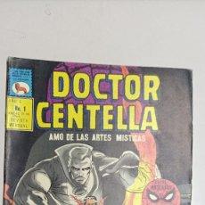 BDs: DOCTOR CENTELLA Nº 1, 31 DE ENERO DE 1969 EDICIONES LA PRENSA - DOCTOR EXTRAÑO -. Lote 276778283