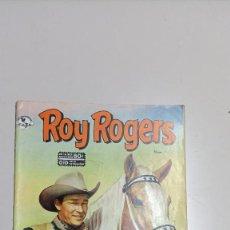 Giornalini: ROY ROGERS Nº 1, 1 DE SEPTIEMBRE DE 1952 EDICIONES NOVARO, MUY RARO. Lote 276782118