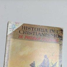Tebeos: HISTORIA DEL CRISTIANISMO Nº 1, 1 DE JUNIO DE 1966 EDITORIAL NOVARO. Lote 276788553