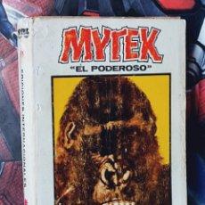 Tebeos: MYTEK 1 EDICION ESPECIAL TACO NORMAL ESTADO EDICIONES VERTICE. Lote 277005293