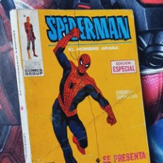 Giornalini: SPIDERMAN 1 TACO NORMAL ESTADO MARVEL EDICIONES VERTICE. Lote 277029143