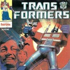BDs: TRANSFORMERS Nº 1 EDICIONES FORUM. Lote 277421368