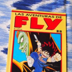 Giornalini: MANGA LAS AVENTURAS DE FLY Nº 1. Lote 277475333