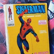 BDs: MUY BUEN ESTADO SPIDERMAN 1 TACO SPIDER-MAN EDICIONES VERTICE. Lote 277573393