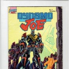 Tebeos: ARCHIVO * DYNAMO JOE * Nº 1 DE VUELTA A BASE SEIS FIRST COMICS * TEBEOS 1988 *. Lote 278519923