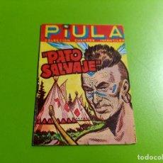 Tebeos: PIULA Nº 1. PATO SALVAJE (NEREIDA, 1955)-EXCELENTE ESTADO. Lote 283663558