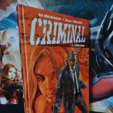 Tebeos: DE KIOSCO CRIMINAL 1 COBARDE PANINI COMICS. Lote 284067403