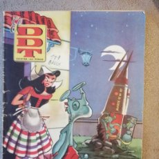 Livros de Banda Desenhada: NUMERO 1 DDT SERIE 1 BRUGUERA. Lote 286274488