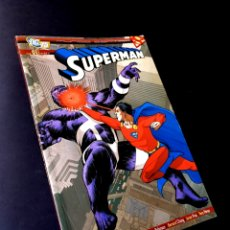 Tebeos: EXCELENTE ESTADO MUNDO CONTRA SUPERMAN 01 DC PLANETA DEAGOSTINI. Lote 286629263