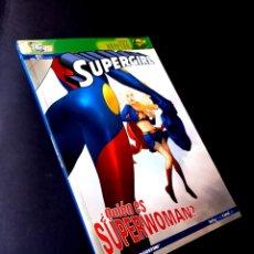 Tebeos: DE KIOSCO 01 QUIEN ES SUPERWOMAN DC PLANETA DEAGOSTINI NUEVO KRYPTON. Lote 286631633