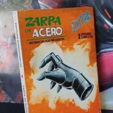 Tebeos: CASI EXCELENTE ESTADO ZARPA DE ACERO 1 COMICS TACO EDICIONES INTERNACIONALES VERTICE. Lote 287871008