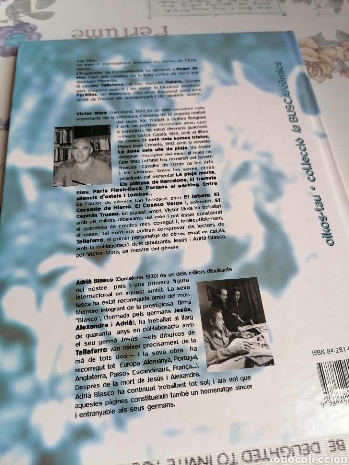 Tebeos: CÓMIC TALLAFERRO VOL 1 LA BATALLA DE FILADÈLFIA.OIKOS-TAU CATALÀ - Foto 6 - 287901943
