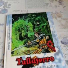 Tebeos: CÓMIC TALLAFERRO VOL 1 LA BATALLA DE FILADÈLFIA.OIKOS-TAU CATALÀ. Lote 287901943