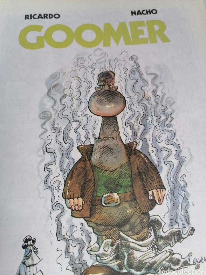 Tebeos: PRIMER CÓMIC DE GOOMER .PEQUEÑO PAÍS ALTEA AÑO 1990 - Foto 2 - 288504358