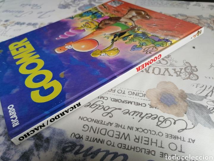 Tebeos: PRIMER CÓMIC DE GOOMER .PEQUEÑO PAÍS ALTEA AÑO 1990 - Foto 5 - 288504358