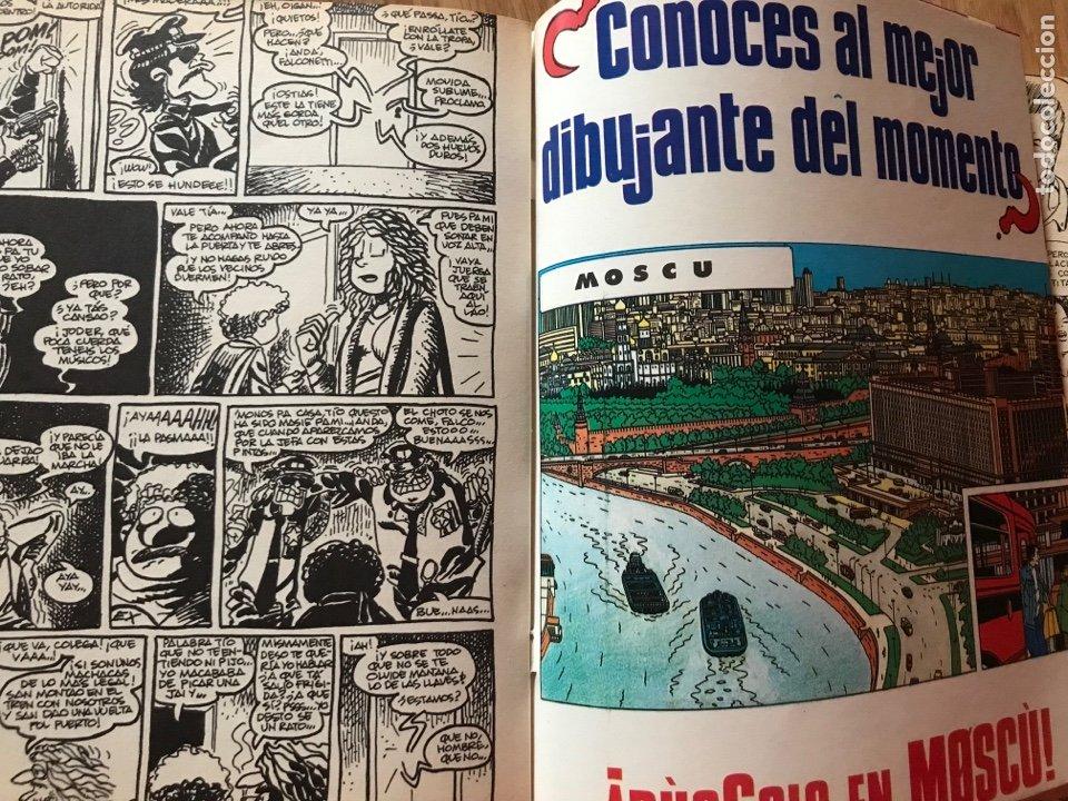 Tebeos: COMIC EROTICO EXTRA Nº 1 INCLUIDOS DEL 1 AL 4 AÑO 1988 Buen estado - Foto 4 - 288930668