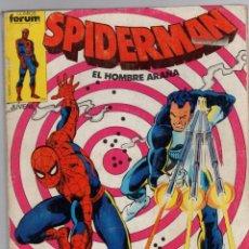 Livros de Banda Desenhada: SPIDERMAN EL HOMBRE ARAÑA. Nº 1. FORUM. CONTIENE LOS 5 PRIMEROS NUMEROS DE ESTA SERIE. Lote 289293263