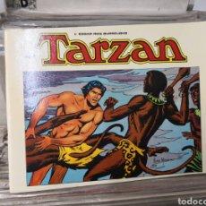 Tebeos: TARZAN, NUM 1, EDGAR RICE, RUSS MANNING. Lote 289473253