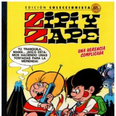 Tebeos: ZIPI Y ZAPE Nº 1 UNA HERENCIA COMPLICADA. SALVAT.EDICIÓN COLECCIONISTAS. NUEVO.. Lote 289621898