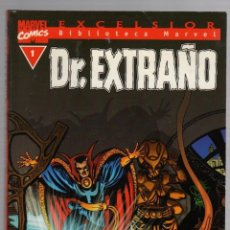 Tebeos: DR. EXTRAÑO Nº 1. BIBLIOTECA MARVEL EXCELSIOR. FORUM 2003. Lote 293597668